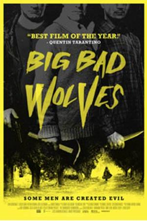 Big Bad Wolves poster