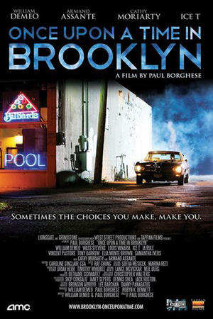 Once Upon a Time in Brooklyn poster