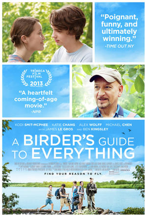 A Birder's Guide to Everything poster