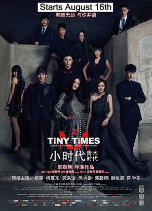 Tiny Times 2 poster