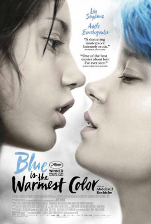 Blue Is the Warmest Color (La vie d'Adèle) poster