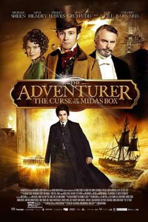 The Adventurer: The Curse of the Midas Box poster
