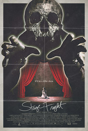 Stage Fright (2014) poster
