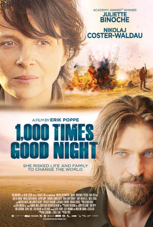 1,000 Times Goodnight poster