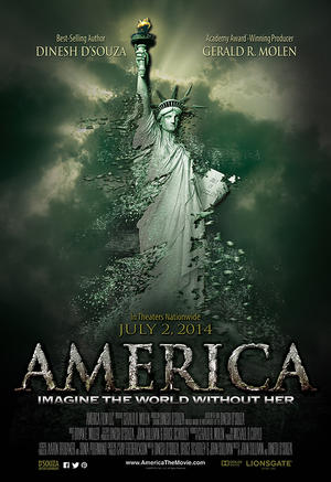 America (2014) poster