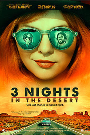 3 Nights in the Desert poster