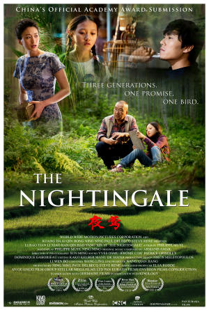 The Nightingale (2015) poster