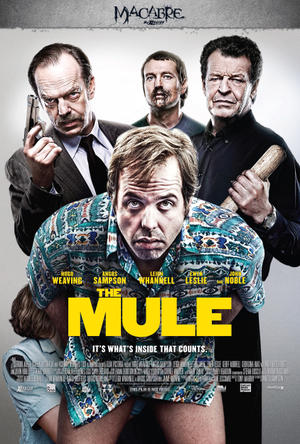 The Mule (2014) poster