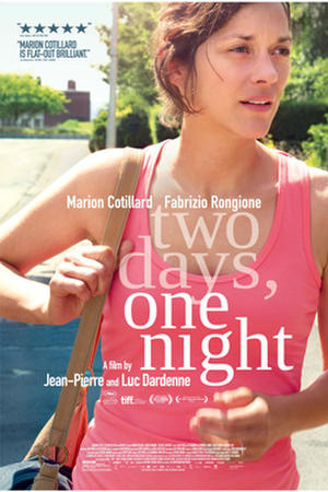 Two Days, One Night poster