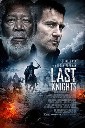 Last Knights (2015) poster