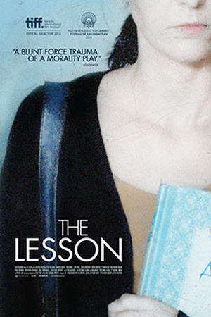 The Lesson (2015) poster