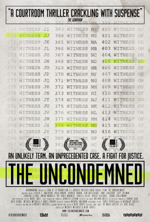 The Uncondemned poster