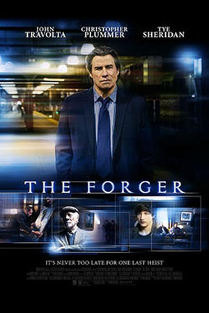 The Forger poster