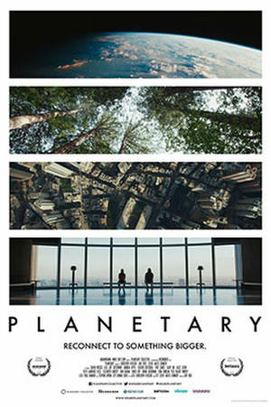 Planetary poster