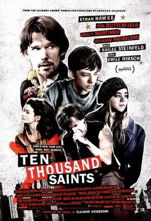 Ten Thousand Saints poster