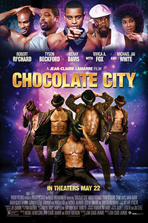 Chocolate City poster