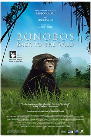 Bonobos: Back To The Wild poster