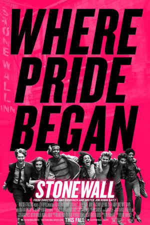 Stonewall (2015) poster