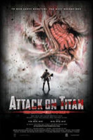 Attack on Titan - Part Two (2015) poster