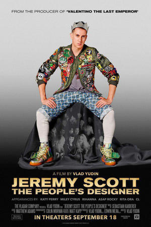 Jeremy Scott: The People's Designer poster