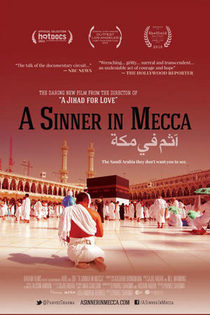 A Sinner in Mecca poster