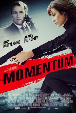 Momentum (2015) poster