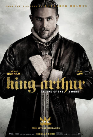 King Arthur: Legend of the Sword poster
