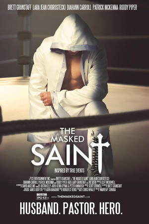 The Masked Saint poster