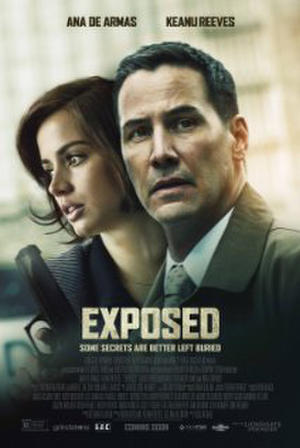 Exposed (2016) poster