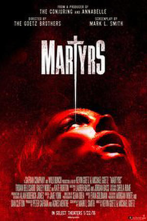 Martyrs (2016) poster