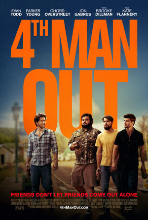 4th Man Out poster