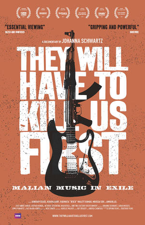 They Will Have to Kill Us First poster