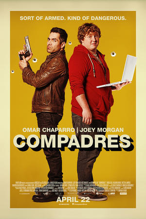 Compadres poster