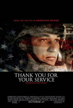 Thank You for Your Service (2017) poster