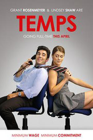 Temps (2016) poster
