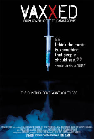 Vaxxed: From Cover-Up to Catastrophe poster