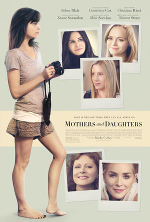Mothers and Daughters (2016) poster