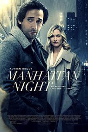 Manhattan Night poster