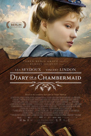 Diary of a Chambermaid (2016) poster