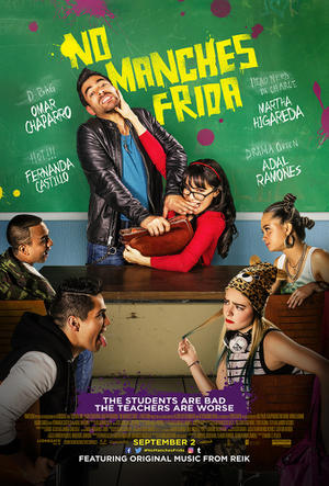 No Manches Frida poster