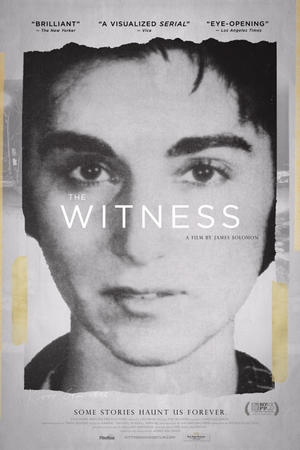 The Witness (2016) poster
