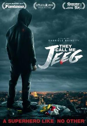 They Call Me Jeeg poster