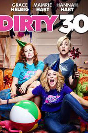 Dirty 30 poster