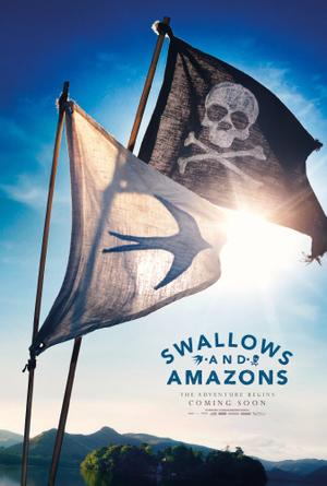 Swallows and Amazons (2016) poster