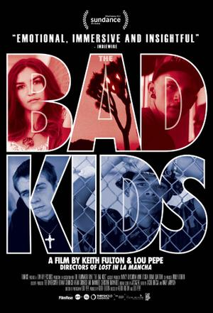 The Bad Kids poster