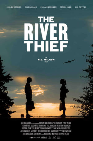 The River Thief poster