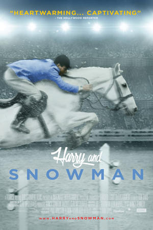Harry & Snowman poster