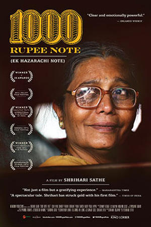 1000 Rupee Note poster