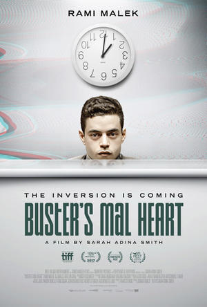 Buster's Mal Heart poster