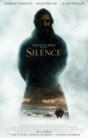 Silence (2016) poster